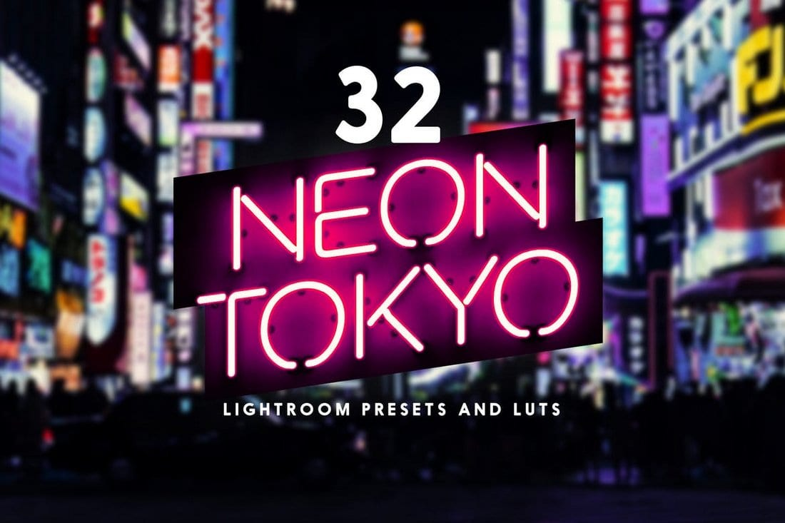 Neon-Tokyo-32-Lightroom-Presets 50+ Best Lightroom Presets of 2020 design tips