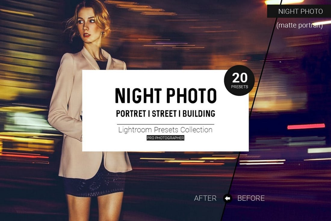 Night-Photo-Lightroom-Presets-1 50+ Best Lightroom Presets for Portraits (Free & Pro) 2020 design tips