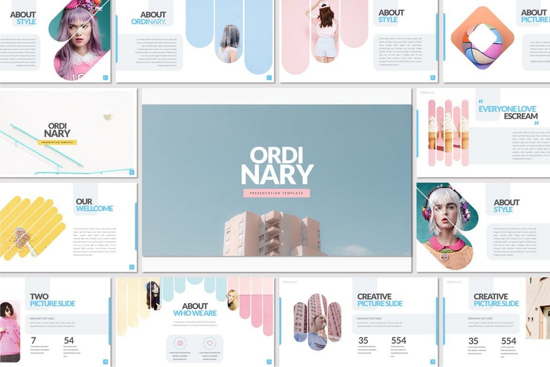 50 Best Powerpoint Templates Of 2020 Design Shack