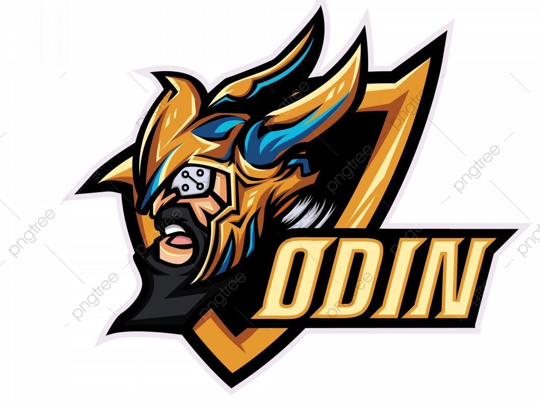 Odin - Free Gaming Logo Template