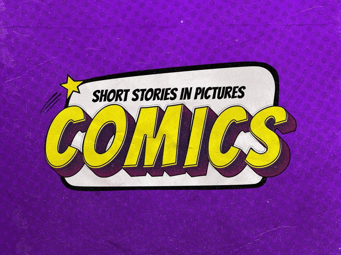 Old Comics Text Effects Set