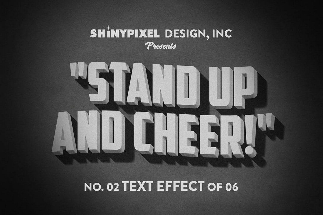 Old-Movie-Title-Text-Effect-2 30+ Best Retro Text Effects & Styles design tips