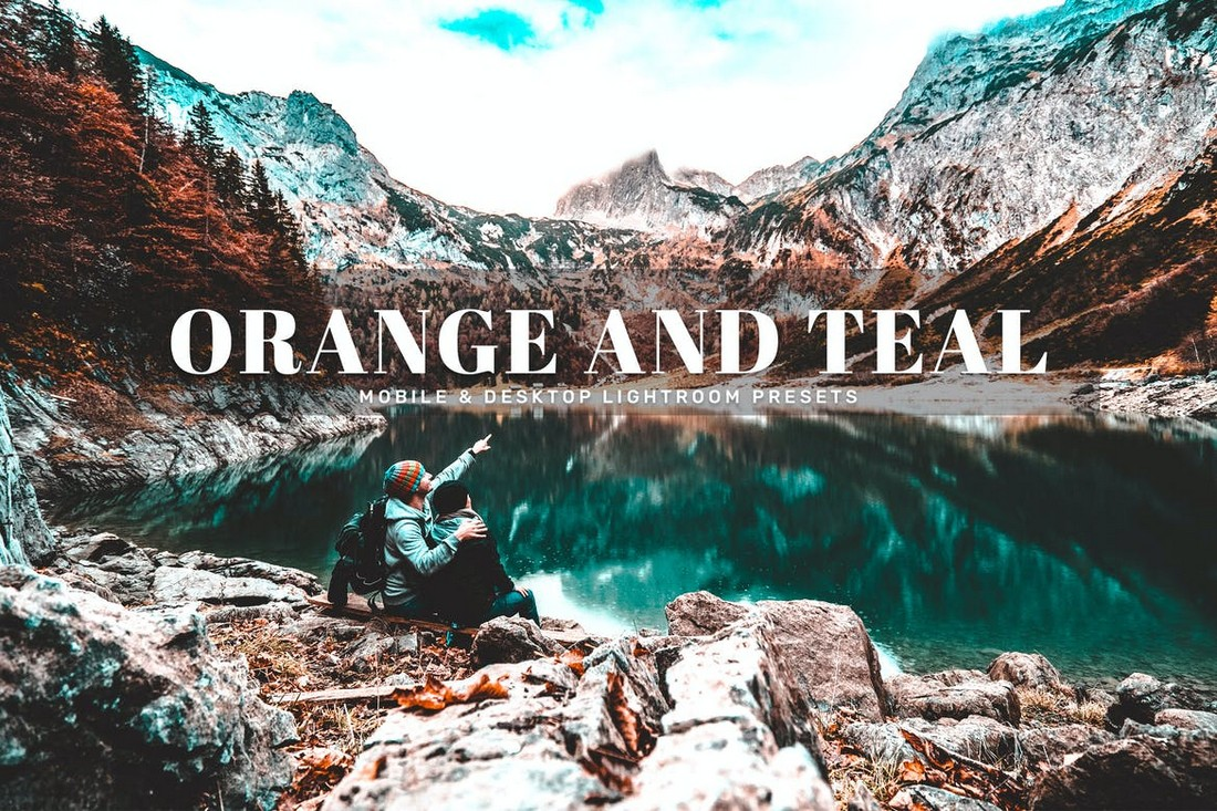 Orange-And-Teal-Instagram-Lightroom-Presets 25+ Best Lightroom Presets for Instagram design tips
