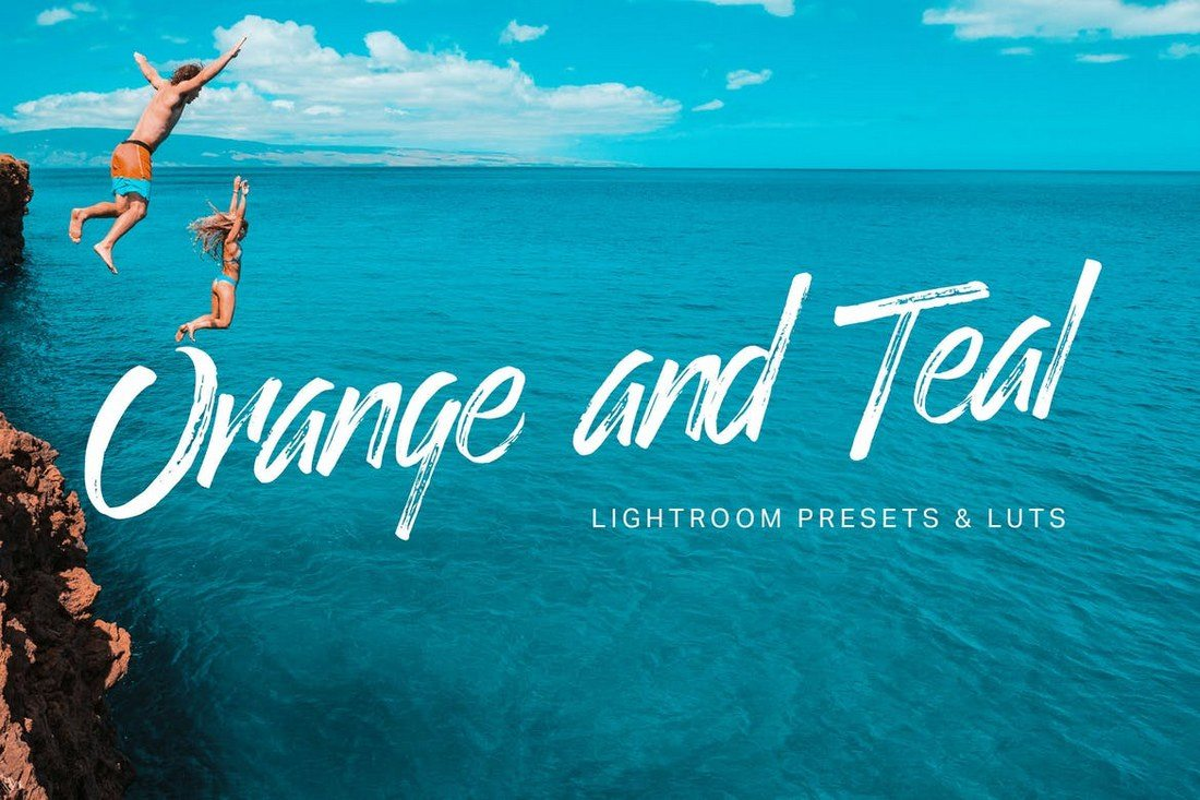 Orange-Teal-Lightroom-Presets-and-LUTs 35+ Best Lightroom Presets of 2018 design tips