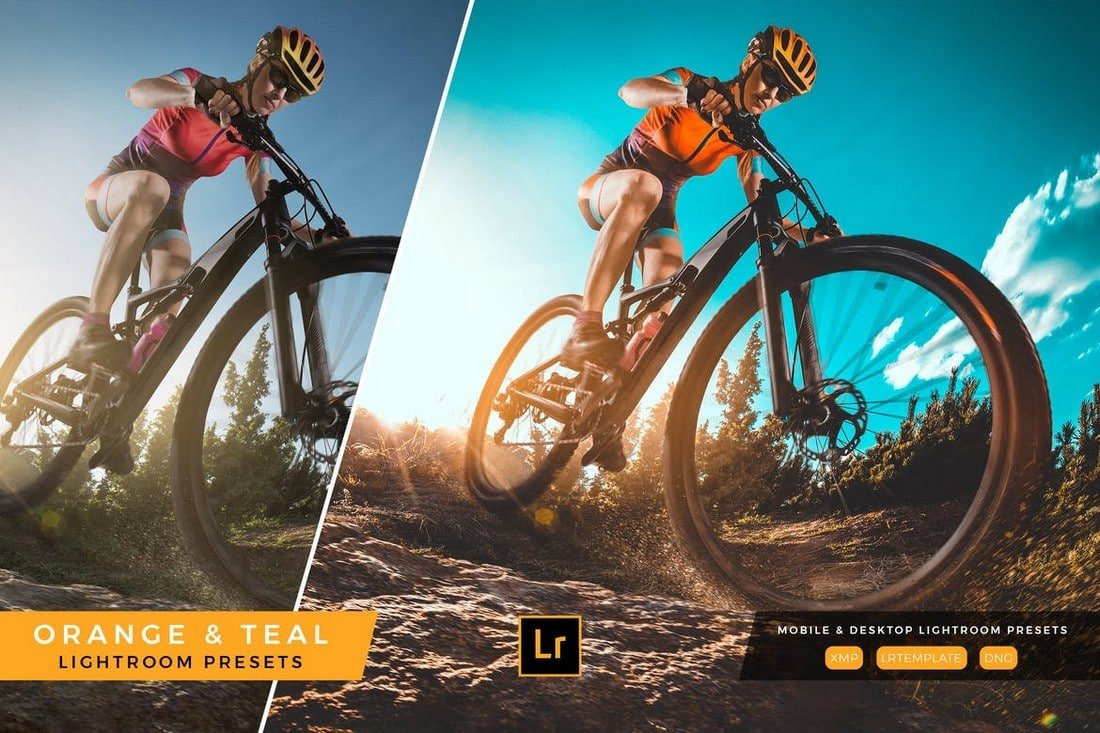 Orange-and-Teal-Effect-Lightroom-Presets 50+ Best Lightroom Presets of 2020 design tips