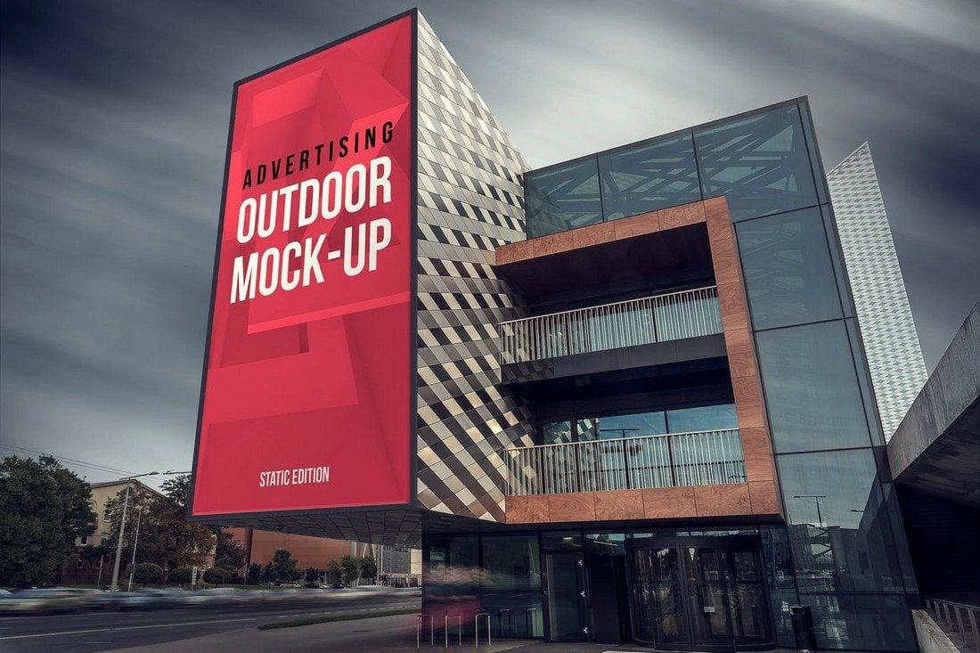20+ Best Billboard Mockups | Design Shack