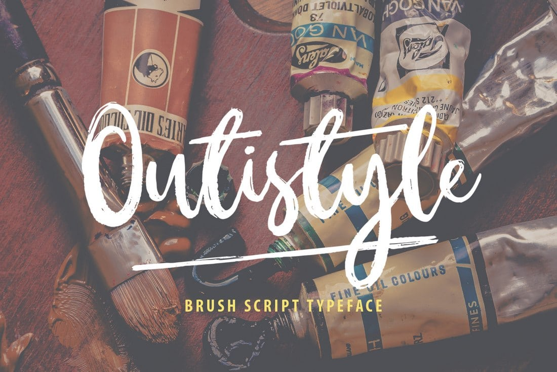 Outistyle-Free-Font 60+ Best Free Fonts for Designers 2019 (Serif, Script & Sans Serif) design tips
