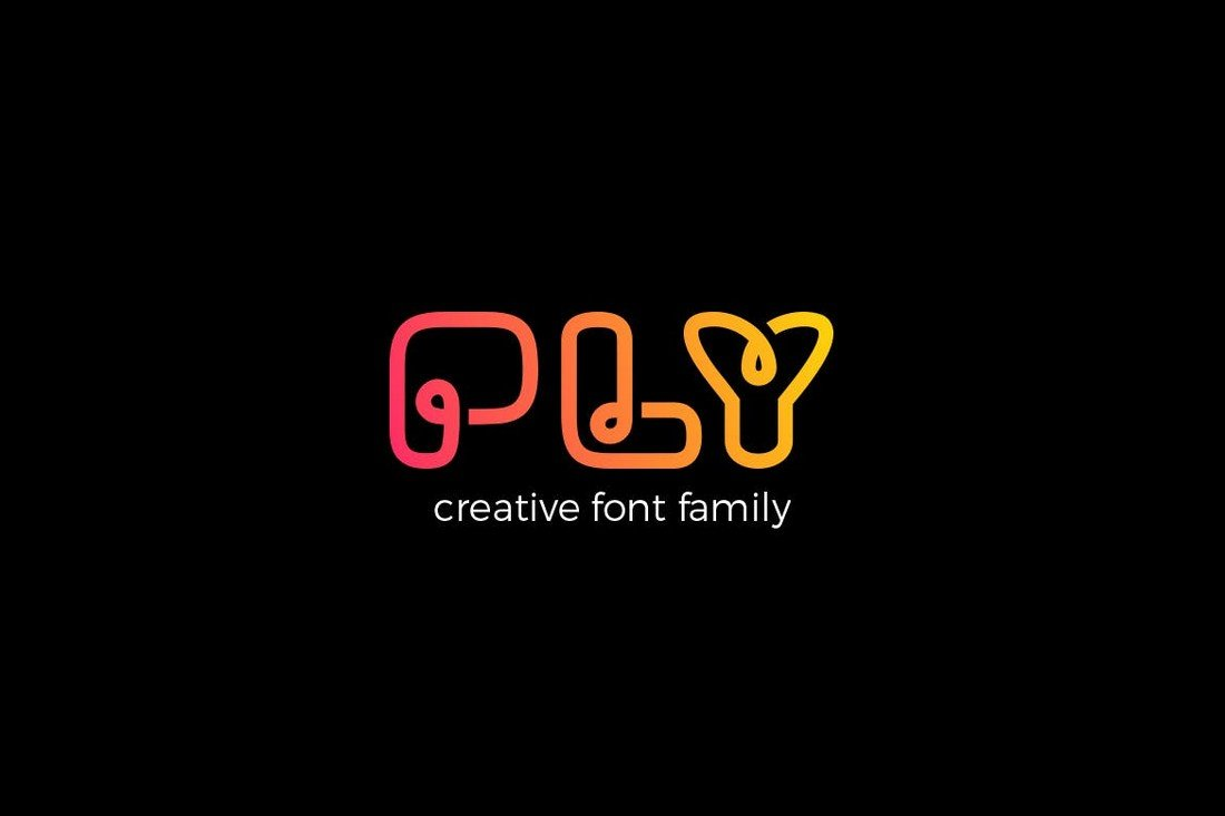 PLY-Decorative-Font-Family 25+ Best Decorative Fonts in 2021 (Free & Premium) design tips