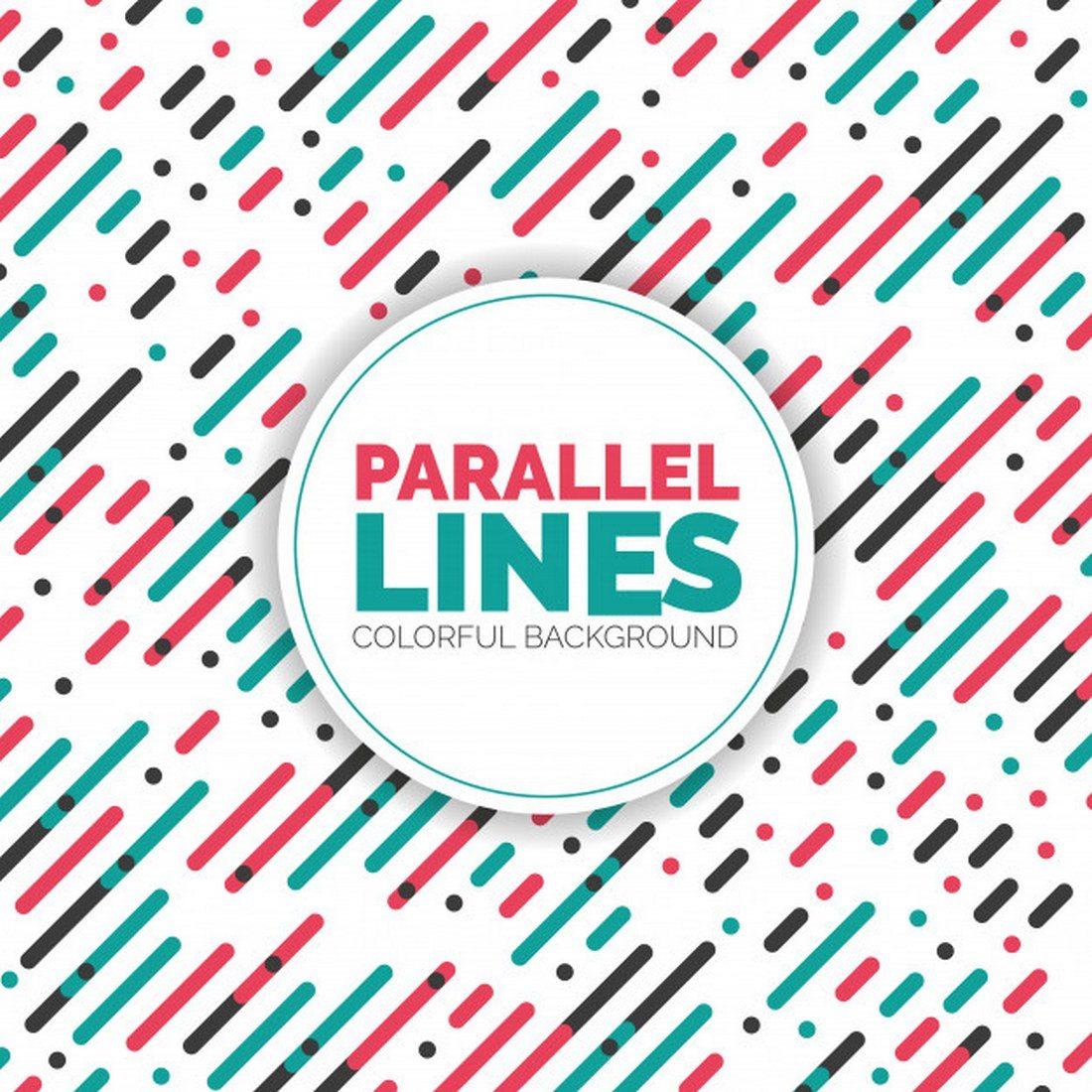 30+ Best Line Patterns & Textures 3