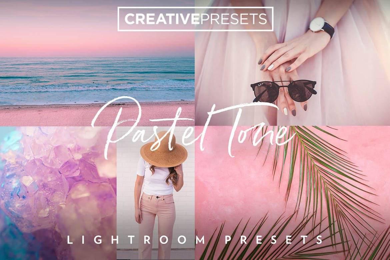 Pastel Tones - Elegant Lightroom Presets
