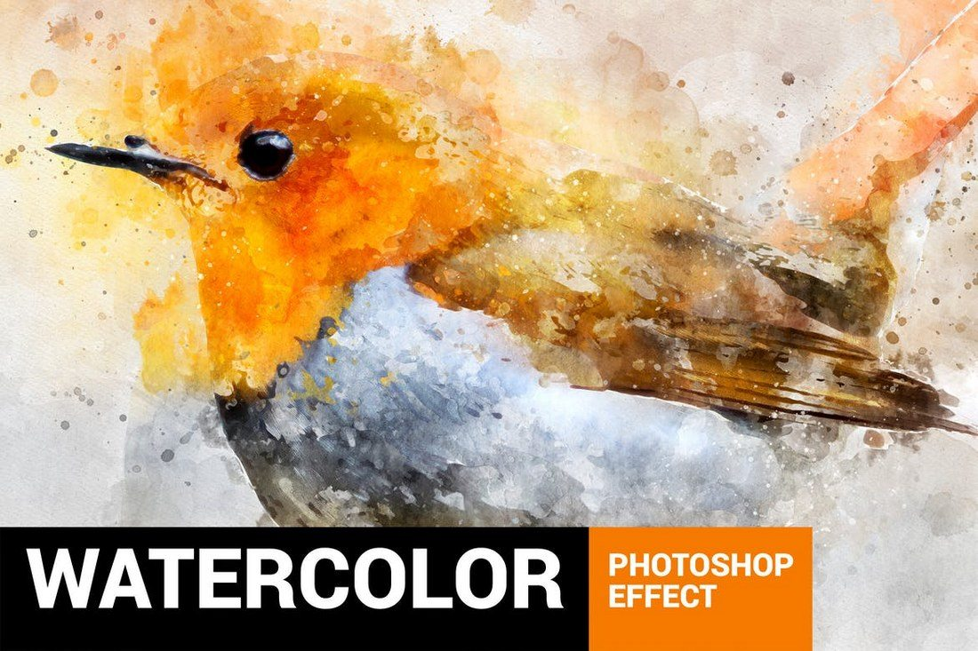 Perfectum-2-Watercolor-Artist-Photoshop-Action 20+ Best Watercolor Photoshop Actions design tips