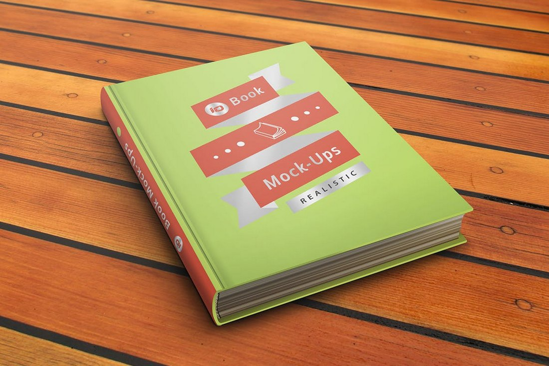 Photorealistic-ID-Book-Cover-Mockup 20+ Best Book Cover Mockup Templates design tips