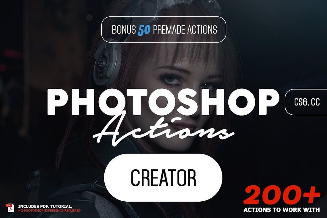 Photoshop-Actions-Creator 40+ Best Photoshop Actions of 2018 design tips