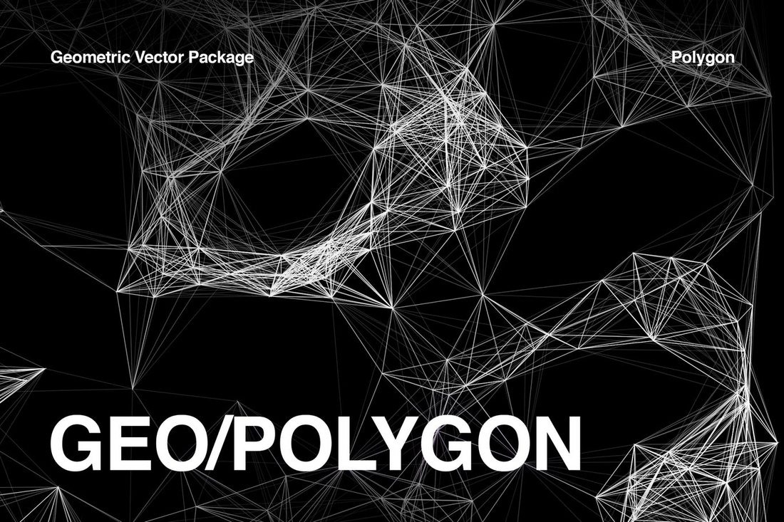 This Is A Collection Of Fully Editable And Scalable Geometric Vectors That You Can Freely Use To Create Your Own Unique Backgrounds