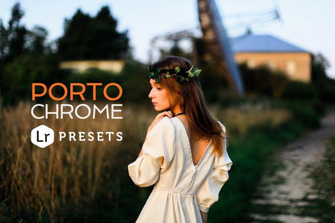 Portochrome-Lightroom-Presets 40+ Best Lightroom Wedding Presets design tips