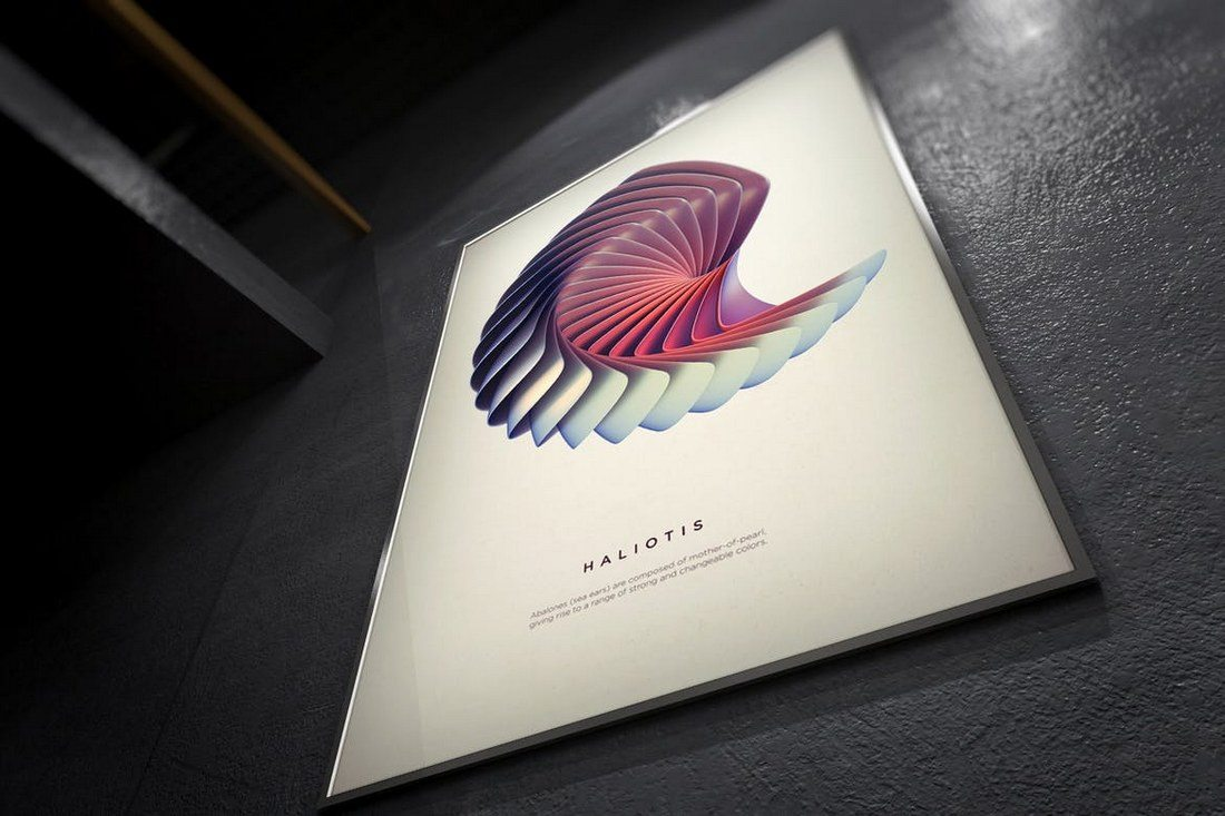 Poster-Exhibition-Gallery-Mockups 30+ Best Poster Mockup Templates 2021 design tips