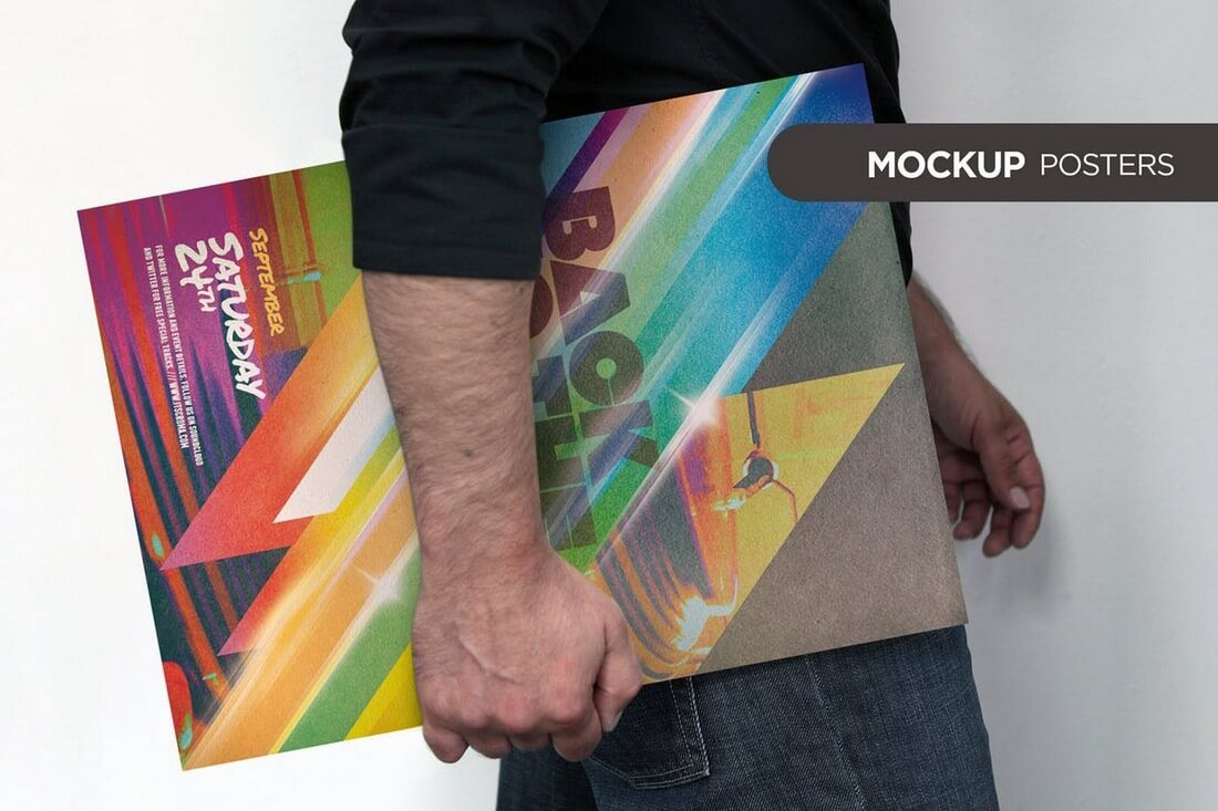 Poster-Mock-Up 30+ Best Poster Mockup Templates design tips
