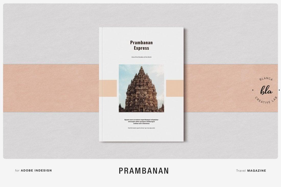 Prambanan-Free-InDesign-Magazine-Template 30+ Best InDesign Magazine Templates 2021 (Free & Premium) design tips