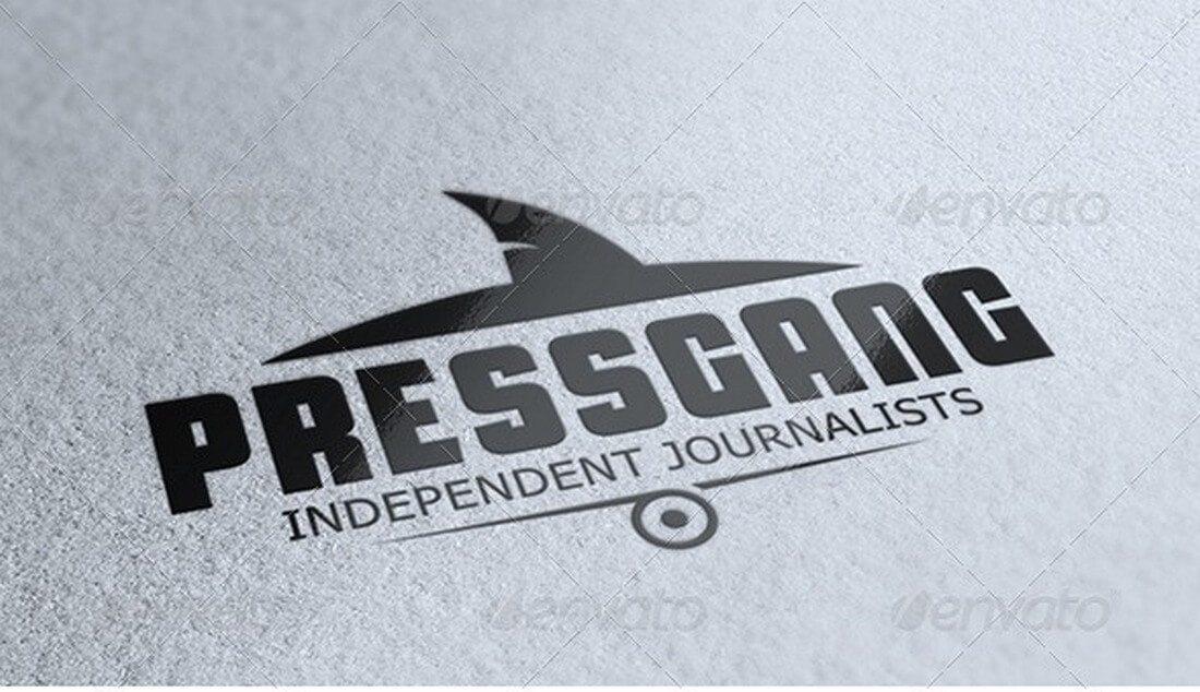 press-gang