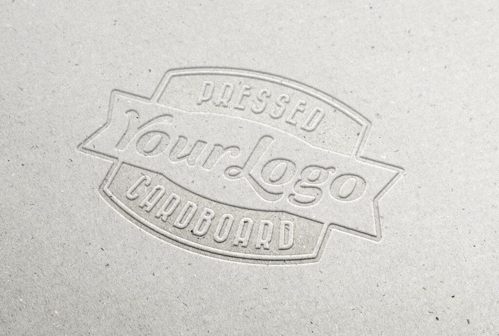 Pressed-Cardboard-full-1024x690 100+ Logo Mockup Templates (PSD & Vector) design tips
