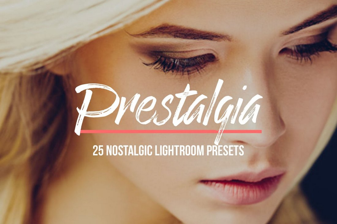 Prestalgia-–-25-Retro-Lightroom-Presets 50+ Best Lightroom Presets for Portraits (Free & Pro) 2020 design tips