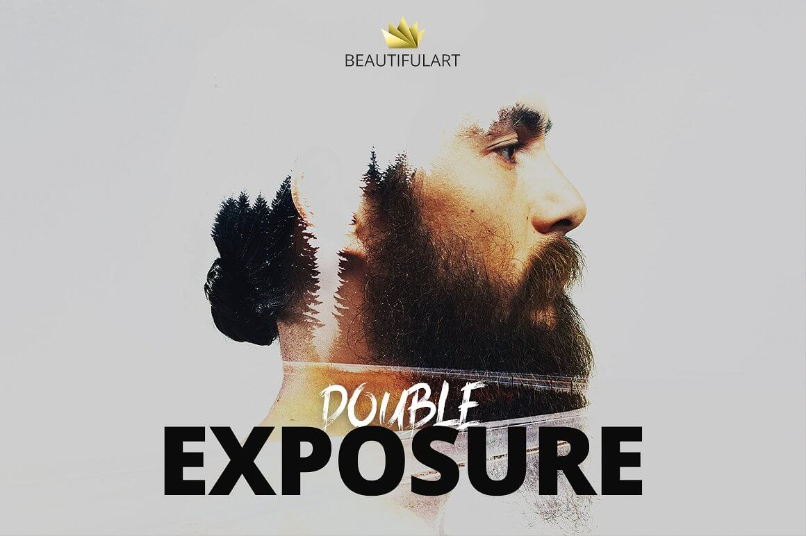 Pro-DOUBLE-EXPOSURE-Action 40+ Best Photoshop Actions of 2018 design tips