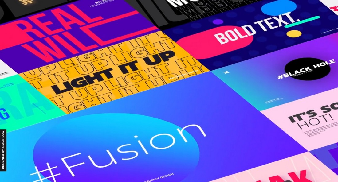 Promo Typography Pack - Final Cut Pro Templates