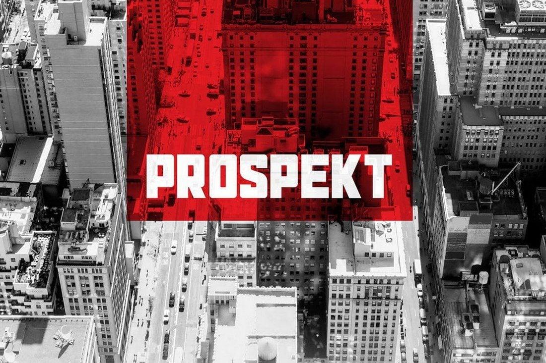 Prospekt-Typeface 25+ Best Monogram Fonts design tips