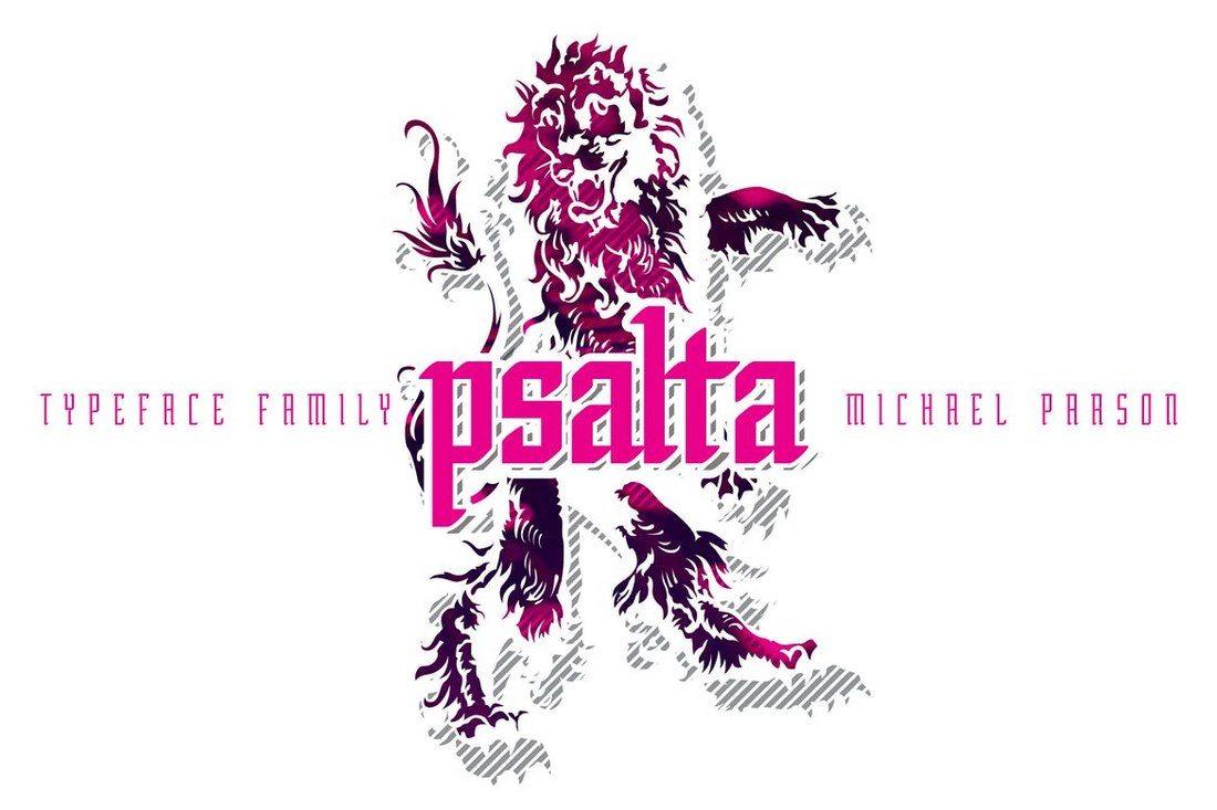 Psalta-Blackletter-Font 35+ Best Blackletter Fonts design tips