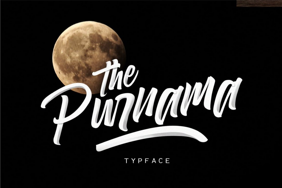 Purnama 50+ Best Hand Lettering & Handwriting Fonts 2021 design tips