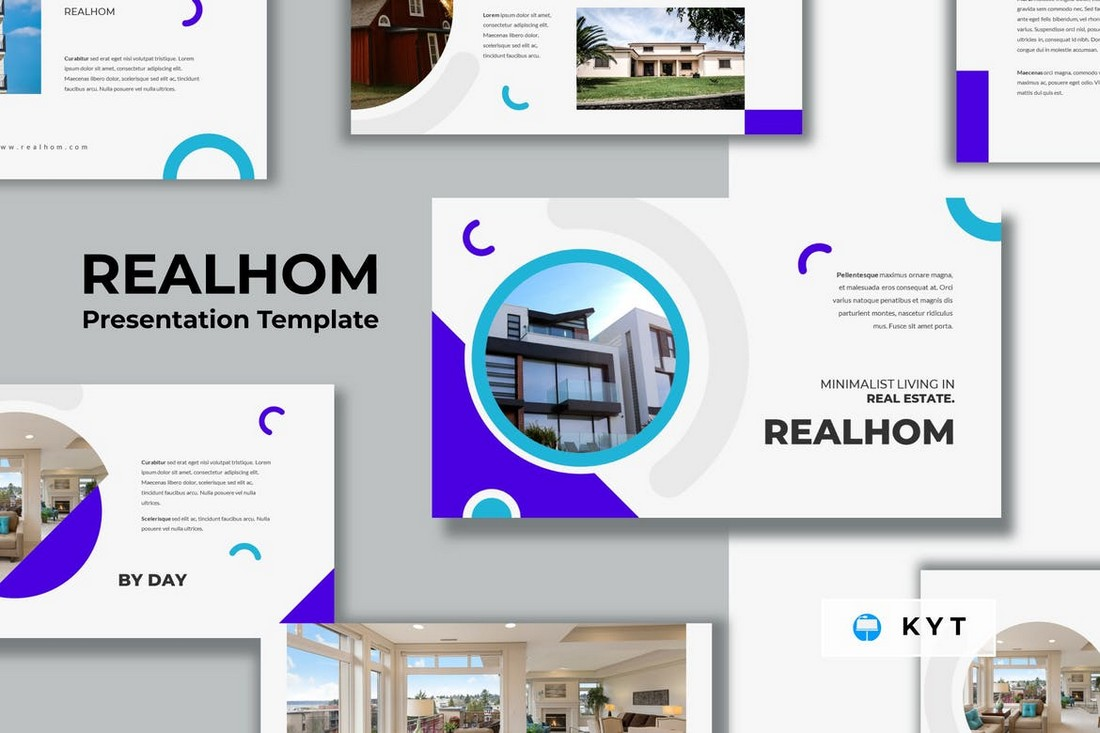 REALHOM-Real-Estate-Keynote-Template 50+ Best Keynote Templates of 2021 design tips