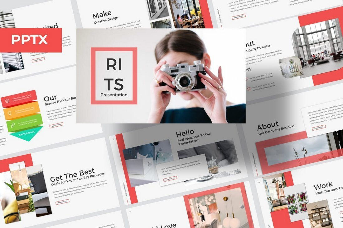 RITS Powerpoint Template