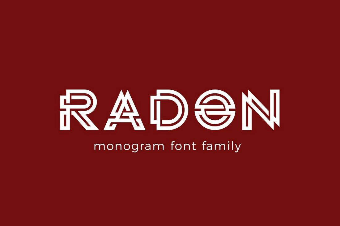 Radon for Logo Design