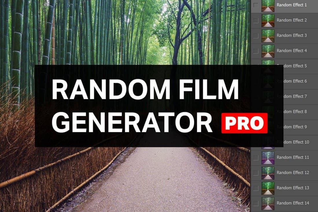 Random Film Generator Pro