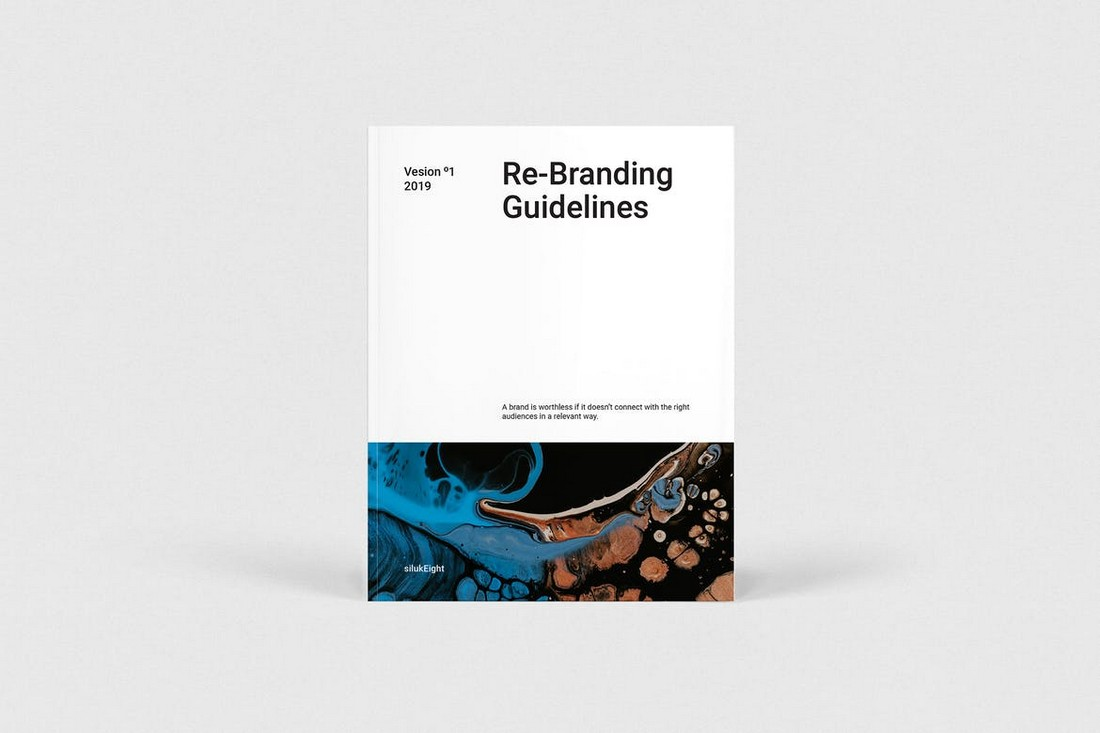 ReBranding-Guidelines-Manual-Template 20+ Best Brand Manual & Style Guide Templates 2020 (Free + Premium) design tips