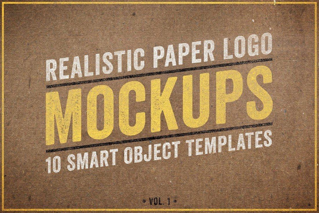 Realistic-Paper-Logo-Mockups 100+ Logo Mockup Templates (PSD & Vector) design tips