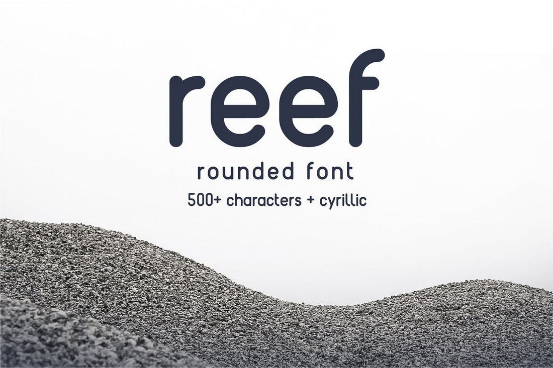 Reef-Rounded-Font 30+ Best Fonts for Posters design tips
