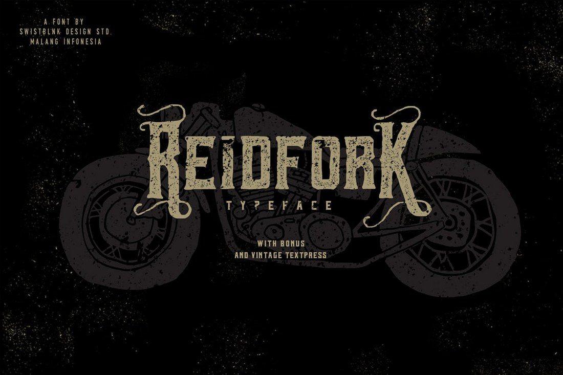 Reidfork-Typeface-Textpress 100+ Best Modern Serif Fonts design tips