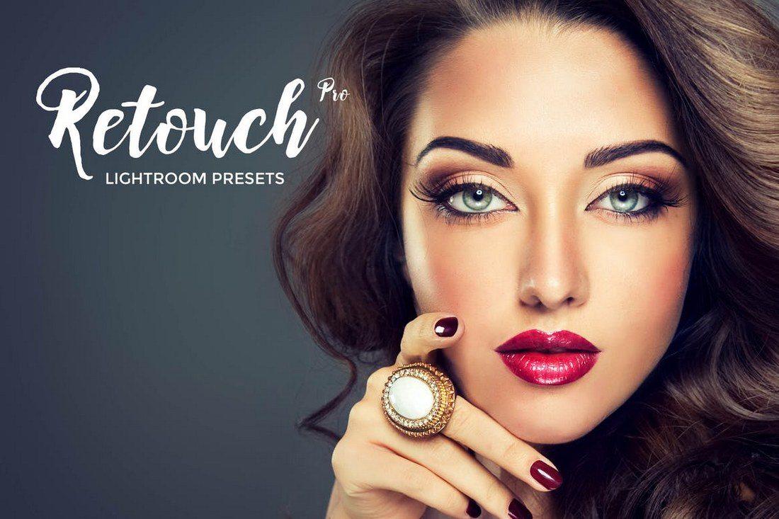 Retouch-Pro-Lightroom-Presets-1 40+ Best Lightroom Wedding Presets design tips