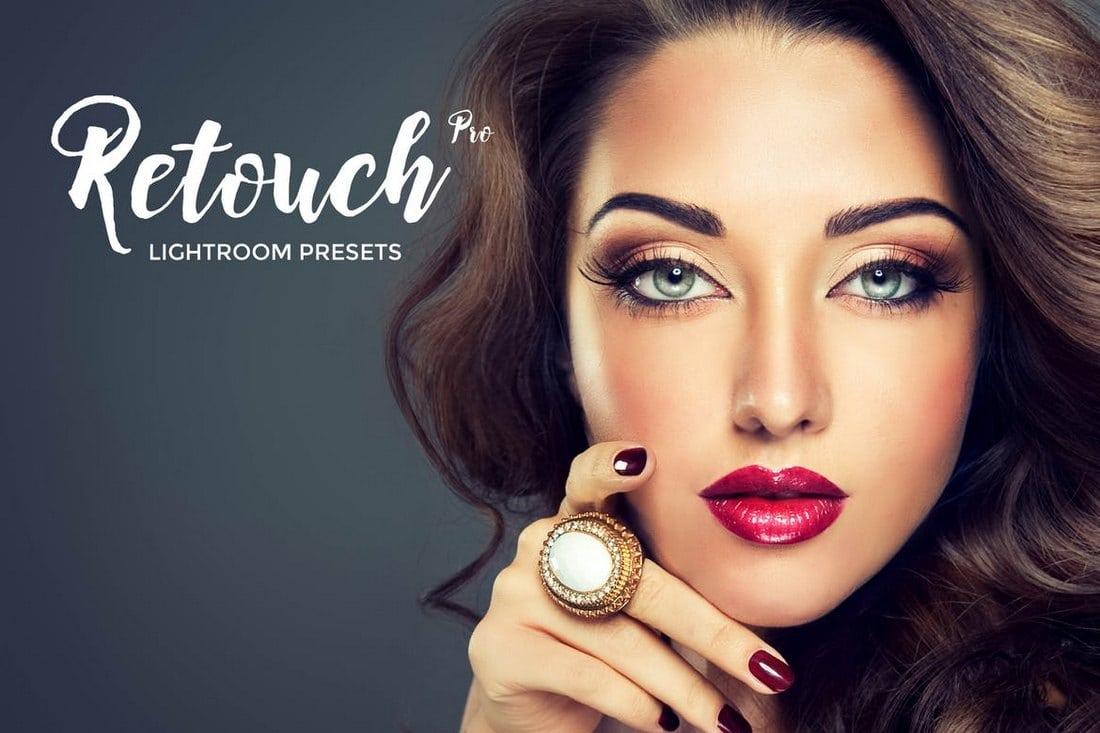 Retouch-Pro-Lightroom-Presets-2 20+ Best Lightroom Presets for Portraits design tips
