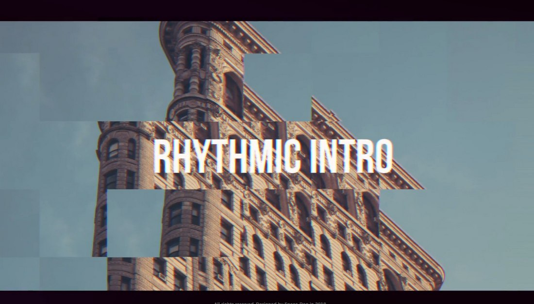 Rhythmic-Intro-Final-Cut-Pro-Template 20+ Best Final Cut Pro Intro Templates 2020 design tips