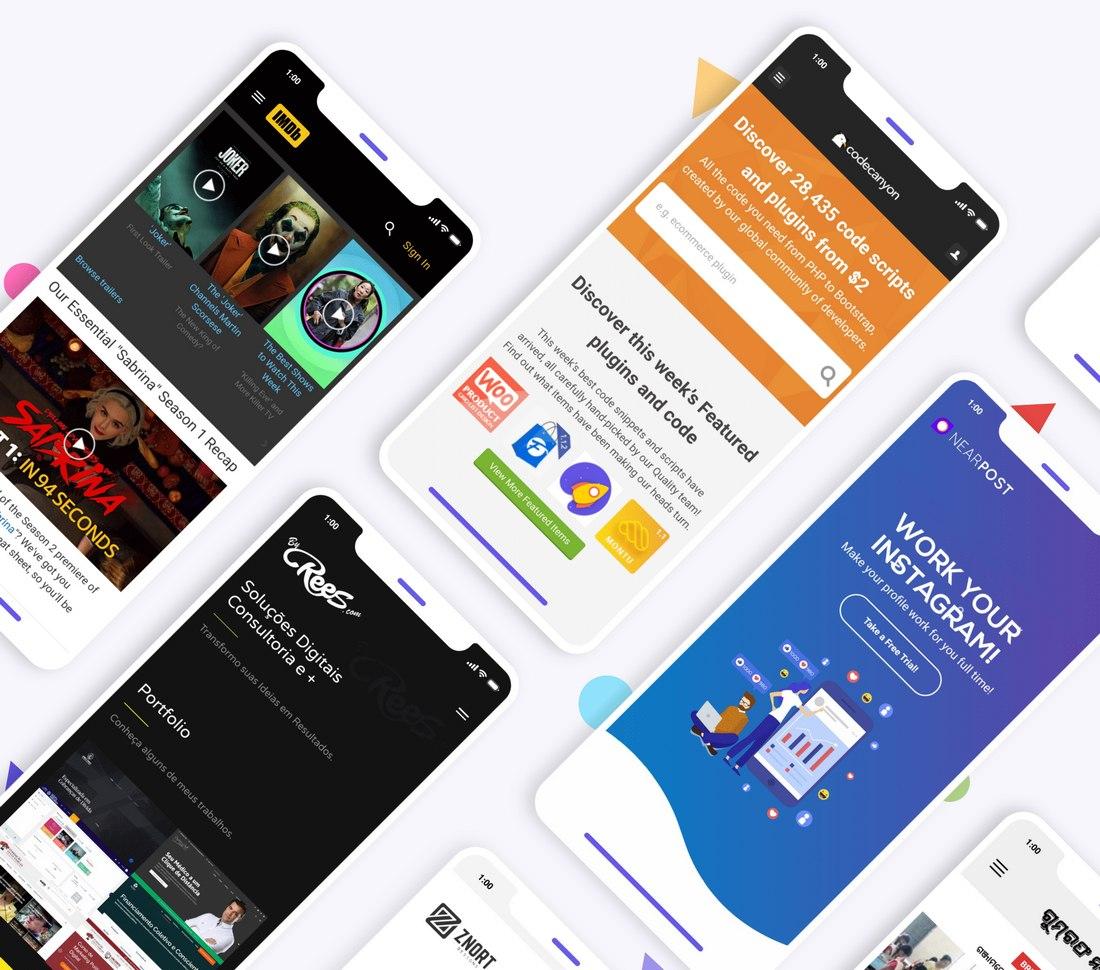 RocketWeb - iOS WebView App Template