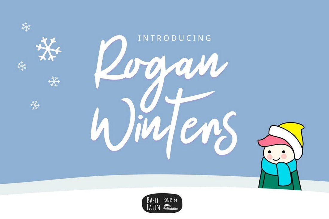 Rogan-Winters-Font 50+ Best Hand Lettering & Handwriting Fonts 2021 design tips
