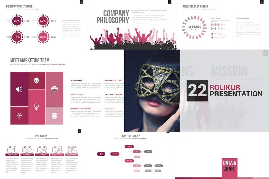 Rolikur-Clean-Powerpoint-Template 50+ Best PowerPoint Templates of 2020 design tips