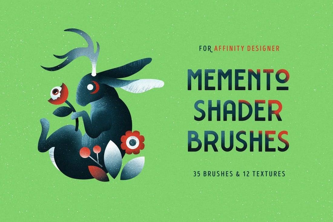 Shader Brushes for Affinity Designer