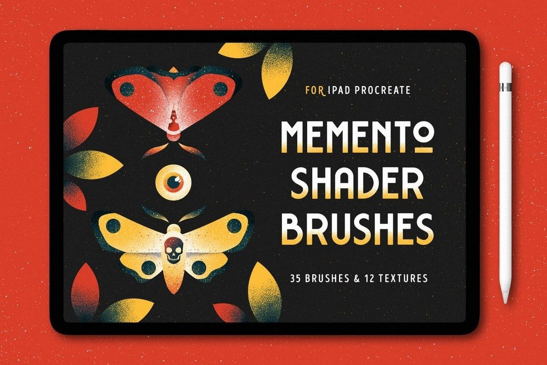 Shader-Brushes-for-Procreate 30+ Best Procreate Brushes 2020 (Free & Pro) design tips