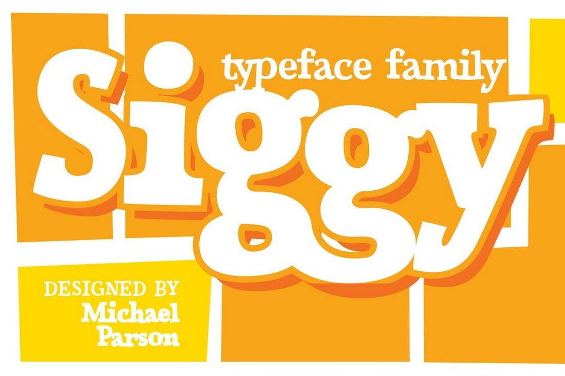 Siggy Font Family