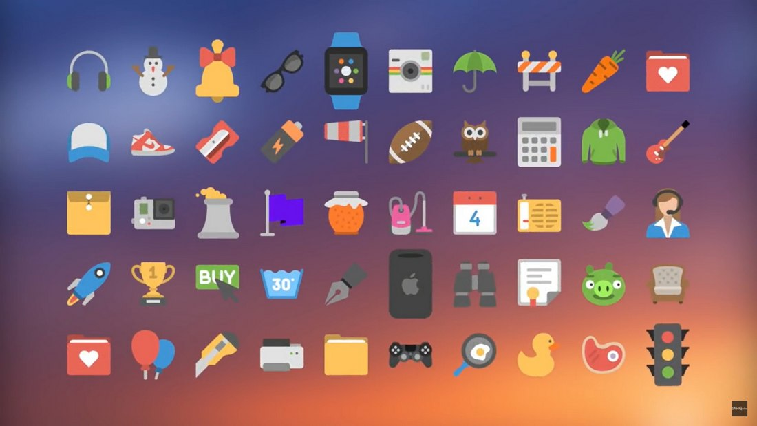 Sign-Pop-50-Free-Animated-Icons-for-FCP 20+ Best Free Final Cut Pro (FCP) Templates, Plugins, Titles & Transitions design tips