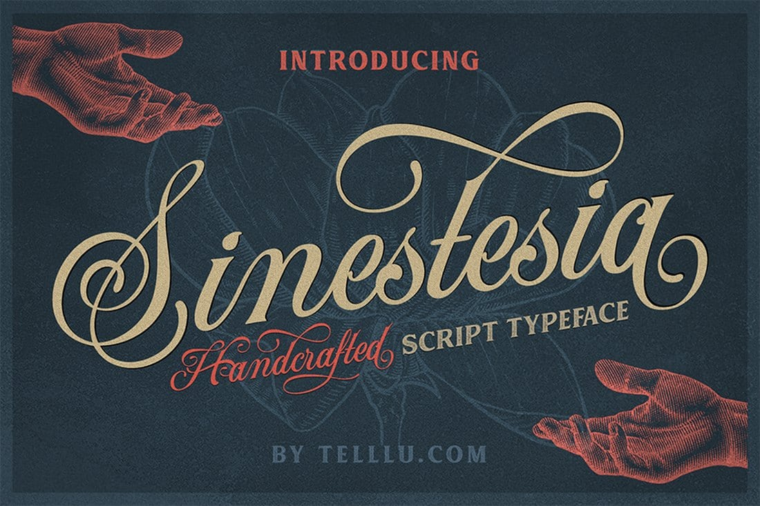 Sinestesia-Script-Font 60+ Best Free Fonts for Designers 2019 (Serif, Script & Sans Serif) design tips