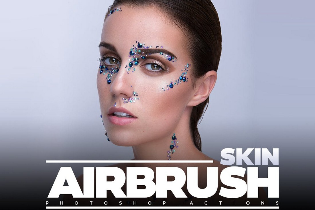 Skin AirBrush Photoshop Actions
